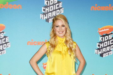 Heidi Montag Nickelodeon's 2019 Kids' Choice Awards - Arrivals