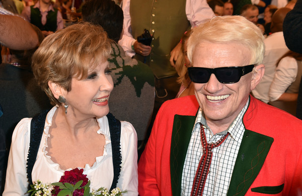Celebrities Are Seen at Oktoberfest 2016 - Day 1
