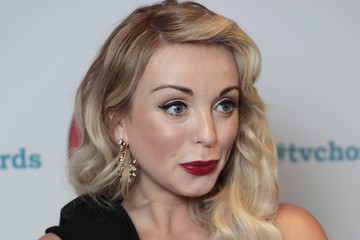 Helen George TV Choice Awards - Red Carpet Arrivals