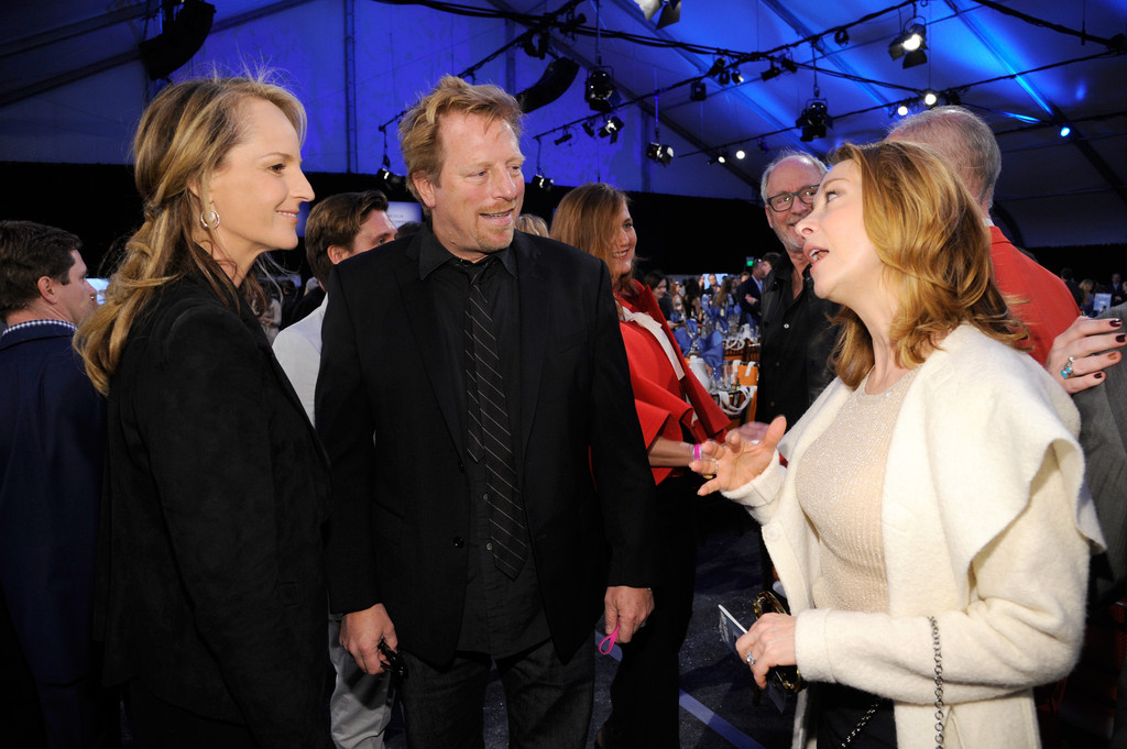 Helen Hunt And Matthew...