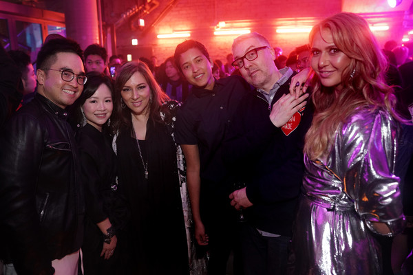 Adrien Cheng And Pharrell Williams Celebrate The Jewelry Of Lorraine Schwartz At The New Artus