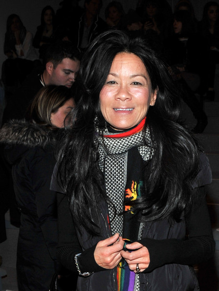 Helen Lee Schifter Pictures Cynthia Rowley Front Row Fall 2011 Mercedes Benz Fashion Week