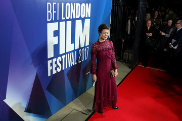 Helen McCrory 61st BFI London Film Festival Awards - Red Carpet Arrivals