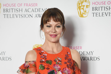 Helen McCrory House of Fraser British Academy Television Awards 2016 - Winners Room