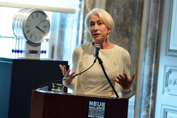Helen Mirren Actress Helen Mirren Honored by World Jewish Congress