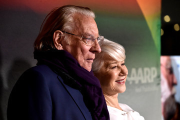 """Helen Mirren Donald Sutherland Premiere Of Sony Pictures Classics' """"The Leisure Seeker"""" - Arrivals"""