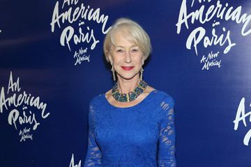 Helen Mirren 'An American in Paris' Broadway Opening Night - After Party