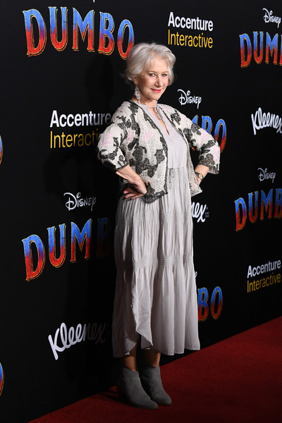 Premiere Of Disney's 'Dumbo' - Arrivals