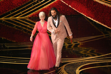 Helen Mirren 91st Annual Academy Awards - Show