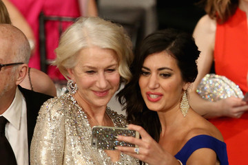 Helen Mirren The 22nd Annual Screen Actors Guild Awards - Show