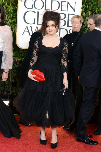 Helena Bonham Carter - 70th Annual Golden Globe Awards - Arrivals