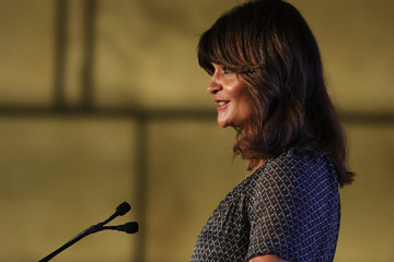 Helena Christensen The Daily Front Row Third Annual Fashion Media Awards - Show