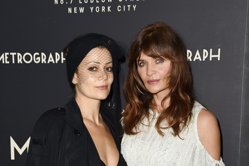 Helena Christensen Metrograph 1st Year Anniversary Party