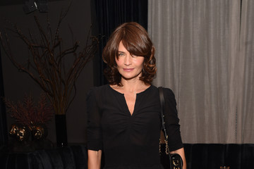 Helena Christensen The Cinema Society with Ketel One and Robb Report Hosts a Screening of Sony Pictures Classics' 'Miles Ahead' - After Party