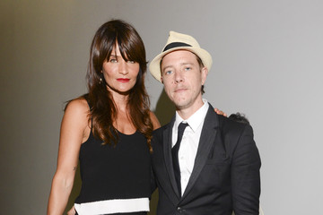 Helena Christensen Edun - Front Row - Mercedes-Benz Fashion Week Spring 2015