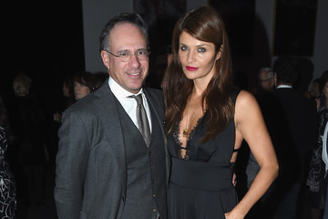 Helena Christensen The Museum of Modern Art Film Benefit Presented By CHANEL: A Tribute to Julianne Moore - Inside