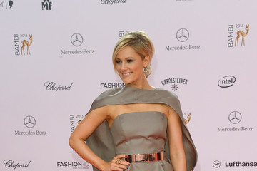 Helene Fischer Arrivals at the Bambi Awards