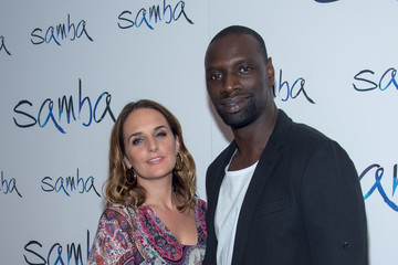 Helene Sy Guests Attend the 'Samba' New York Premiere