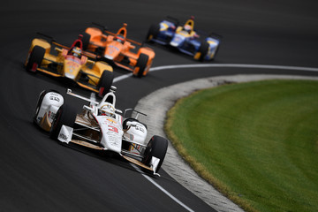 Helio Castroneves 101st Indianapolis 500
