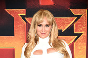 """Sonja Morgan attends the """"Hellboy"""" New York Screening at AMC Lincoln Square Theater on April 09, 2019 in New York City."""