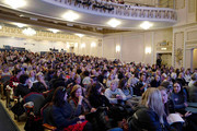 Crowd shots at the Hello Sunshine x Together Live presentation at The Pantages Theater on November 13, 2018 in Minneapolis, Minnesota.