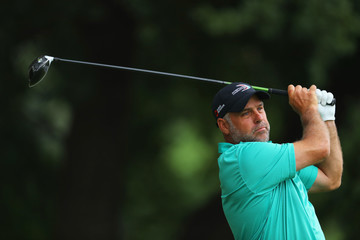 Hennie Otto The BMW South African Open Championship - Day One