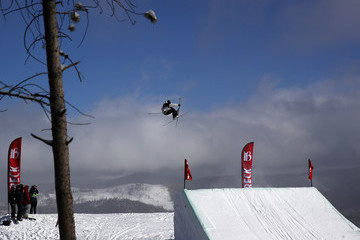 Henrik Harlaut Dew Tour Breckenridge 2017 - Day 2
