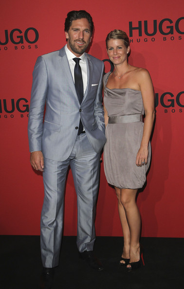 Henrik Lundqvist And Therese Andersson Photos Photos Hugo Show