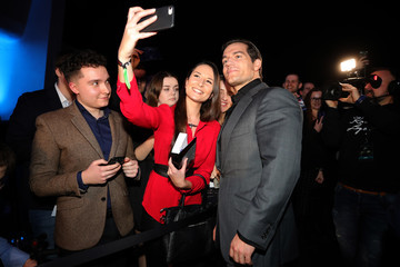 """Henry Cavill """"The Witcher"""" Netflix Premiere In Warsaw"""