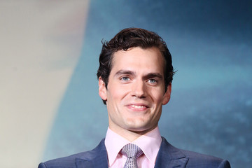 Henry Cavill 'Man of Steel' Premieres in Japan