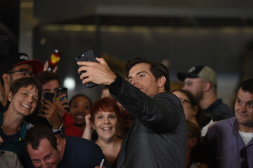 Henry Cavill 'Mission: Impossible - Fallout' US Premiere