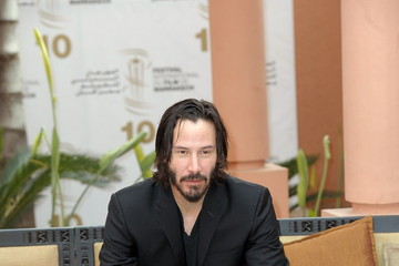Keanu Reeves Henry's Crime Press Conference - 10th Marrakech Film Festival