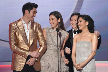 Henry Golding 25th Annual Screen ActorsGuild Awards - Show