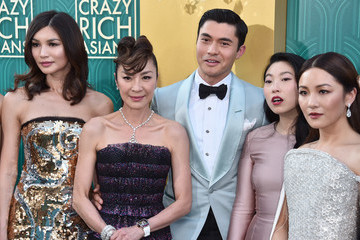 Henry Golding Warner Bros. Pictures' 'Crazy Rich Asians' Premiere - Arrivals