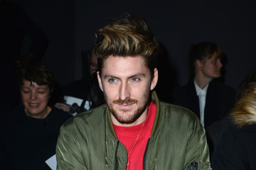 Henry Holland Front Row at The London Collections