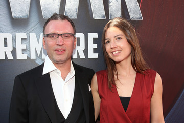 Henry Jackman The World Premiere of Marvel's 'Captain America: Civil War' - Red Carpet