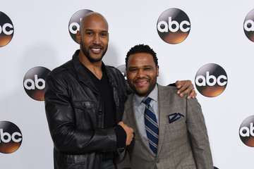 Henry Simmons Disney ABC Television Group Winter TCA Press Tour
