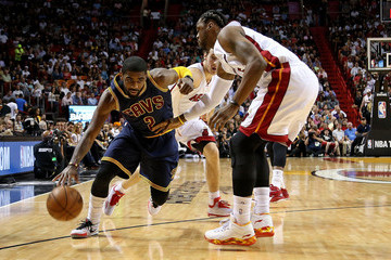 Henry Walker Cleveland Cavaliers v Miami Heat