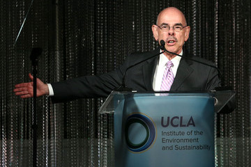 Henry Waxman UCLA Institute Of The Environment And Sustainability (IoES) An Evening Of Environmental Excellence - Show