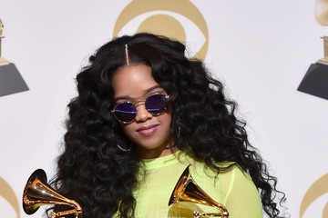 Her 61st Annual Grammy Awards - Press Room