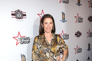 Mimi Rogers attends Heroes For Heroes: Los Angeles Police Memorial Foundation Celebrity Poker Tournament at Avalon Hollywood on November 10, 2018 in Los Angeles, California.