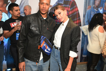 Heron Preston Levi's Times Square Store Opening