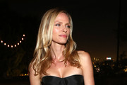 Model Rachel Roberts attends the Herring & Herring Sequence Magazine Launch Party, Co-hosted by Susan Sarandon at the private residence of Jonas Tahlin, CEO Absolut Elyx on March 24, 2017 in Los Angeles, California.