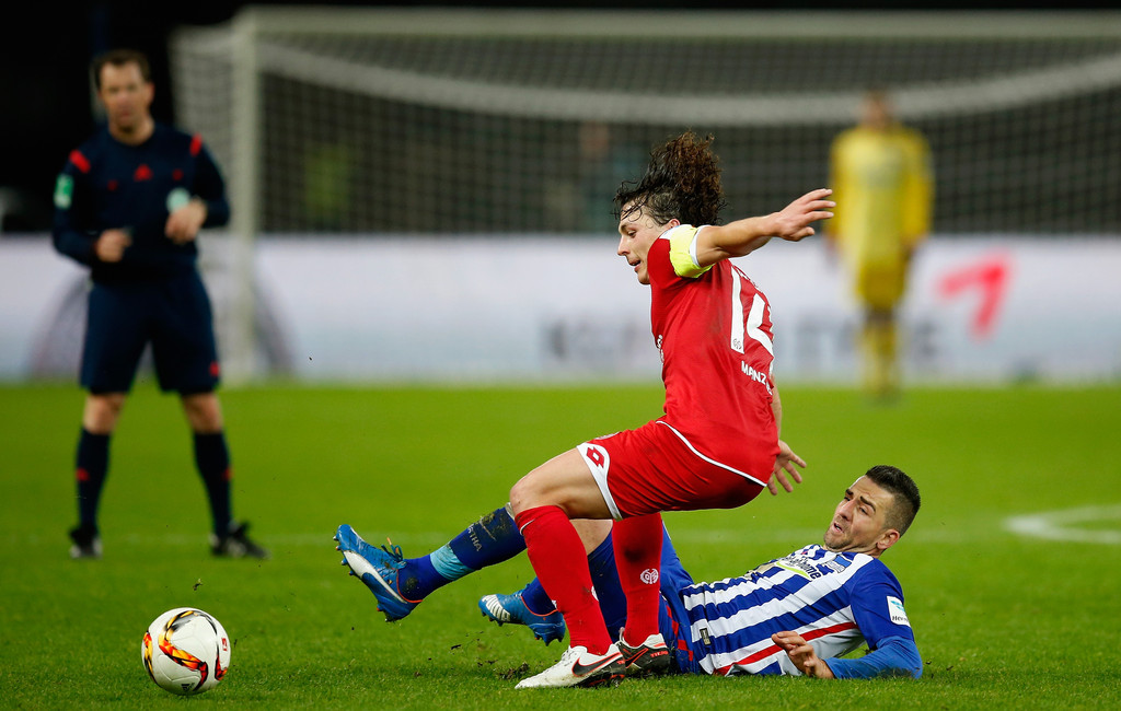 hertha vs mainz