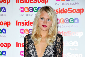 Hetti Bywater Arrivals at the Inside Soap Awards
