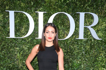 Hiba Abouk Christian Dior Celebrates 70 Years of Creation - Exhibition At Musee des Arts Decoratifs - Photocall