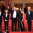 President of the Cannes Film Festival Pierre Lescure