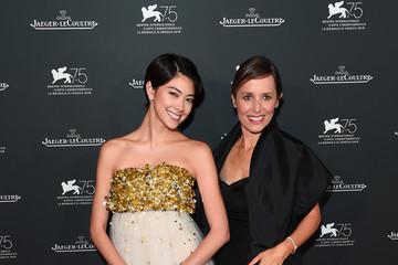 Hikari Mori Jaeger-LeCoultre Hosts A Dinner In Venice - 75th Venice International Film Festival
