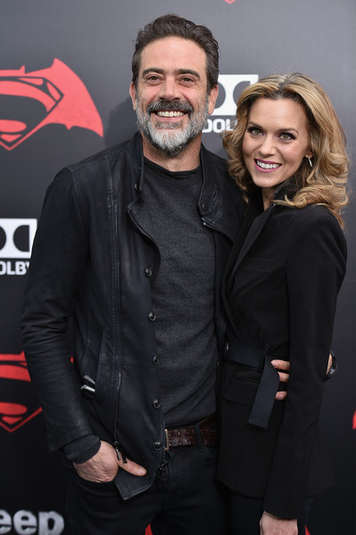 Hilarie Burton And Jeffrey Dean Morgan Photos Photos Zimbio