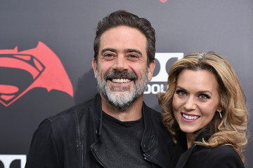 Hilarie Burton 'Batman V Superman: Dawn of Justice' New York Premiere - Inside Arrivals